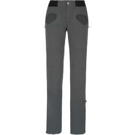 E9 Onda Slim Pantaloni lunghi Donna grigio